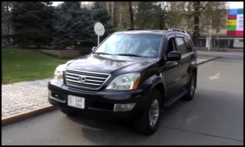 Lexus GX470 Petrol, left steering wheel  20 September - 10 June: 01-07 days – 60 $  08-15 days – 50 $ 16-25 days – 45 $  11 June - 19 September: 01-07 days – 100 $  08-15 days – 90 $ 16-25 days – 80 $